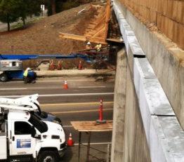 I-405 Bridge Widening / SR-134 Soundwall