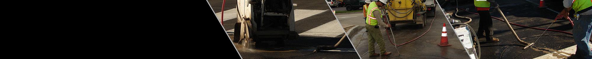 Installation of Traffic Loop Detector System